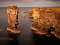Yesnaby Stack, Orkney Islands